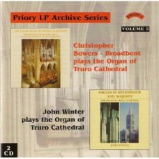 LP Archive Series - 5 -  (2 CD set) - The Organ of Truro Cathedral - from 2 LPs