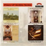 LP Archive Series - 7- Organ of Wells Cathedral, Bath Abbey, Colston Hall, Bristol, Ely Cathedral and St.Albans Abbey