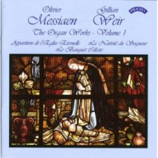 Messiaen - The Complete Organ Works - Vol 1 -  Organ of Arhus Cathedral, Denmark