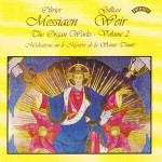 Messiaen - The Complete Organ Works - Vol 2 -  Organ of Arhus Cathedral, Denmark