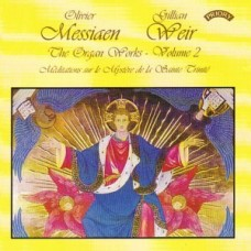 Messiaen - The Complete Organ Works - Vol 2 -  Organ of Arhus Cathedral, Denmark