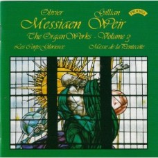 Messiaen - The Complete Organ Works - Vol 3 -  Organ of Arhus Cathedral, Denmark
