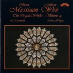 Messiaen - The Complete Organ Works - Vol 4 -  Organ of Arhus Cathedral, Denmark