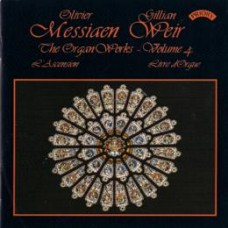 Messiaen - The Complete Organ Works - Vol 4 -  Organ of Arhus Cathedral, Denmark