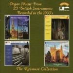 Historic Organ Music from 23 British Instruments (2 CD set)