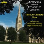 Anthems from the 17th and 18th Century
