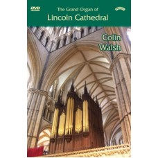 The Grand Organ of Lincoln Cathedral (PAL or NTSC)