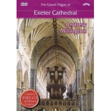 The Grand Organ of Exeter Cathedral (PAL or NTSC)