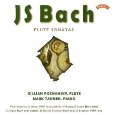 JS Bach Flute Sonatas
