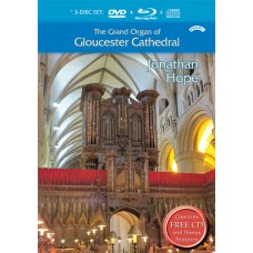 The Grand Organ of Gloucester Cathedral / Jonathan Hope