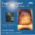 The Complete Organ Works of Eugene Gigout (5 CDs)